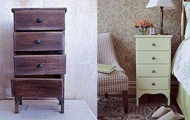 Reciclar objetos varios - Reciclar muebles antiguos ...